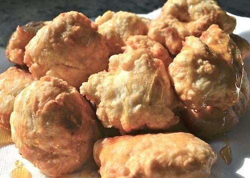 Maori Fried Bread Recipe New Zealand- Kid World Citizen