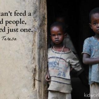 Hunger Kids Lesson Plans- Kid World Citizen