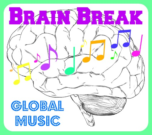 Music Brain Break Kids- Kid World Citizen