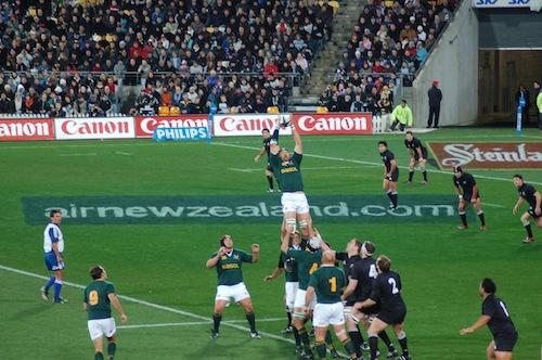 New Zealand vs South Africa 2006- Kid World Citizen