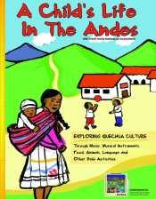 Daria - Cancioncitas Booklet Cover - Hispanic Heritage Month Blog Hop
