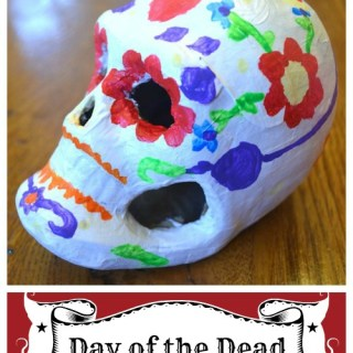 Dia de Muertos Craft for Kids- Kid World Citizen