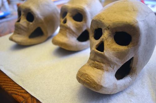 Skull Craft Day of the Dead- Kid World Citizen