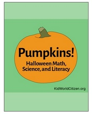 Pumpkin Math Halloween Science- Kid World Citizen