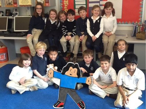 Early Childhood Kids Flat Stanley Project- Kid World Citizen