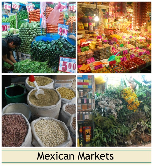 Mexican Markets- Kid World Citizen