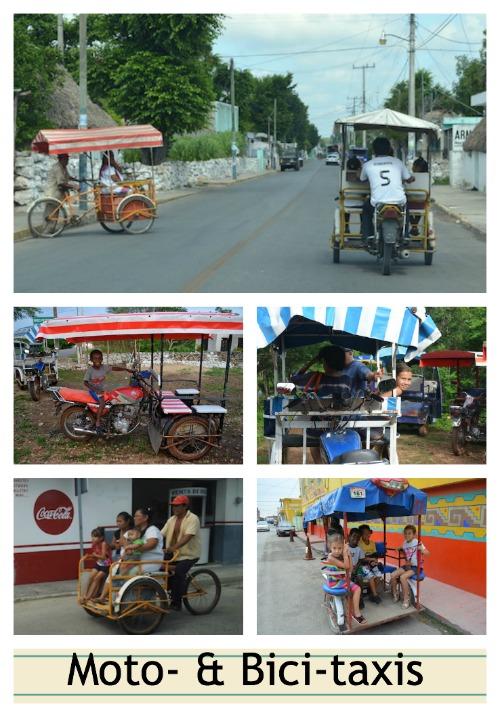 Mototaxi Bicitaxis Merida, Mexico- Kid World Citizen