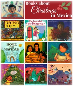 Christmas in Mexico Books- Kid World Citizen