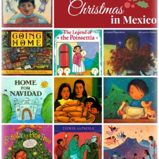 Children's Books about Christmas in Mexico