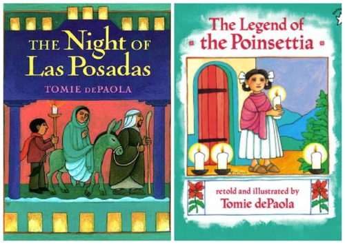 Tomie dePaola Mexico Christmas books- Kid World Citizen