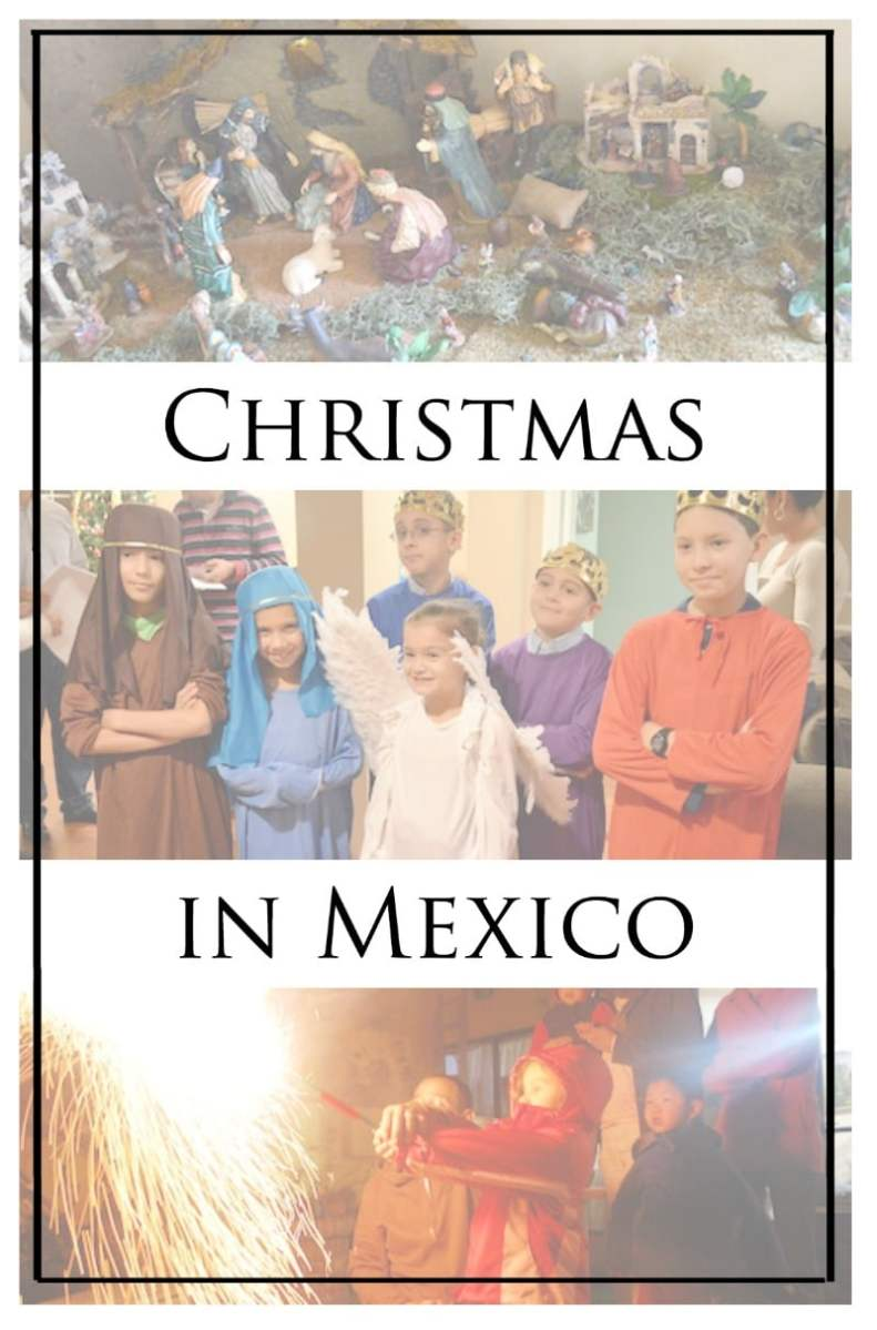 Christmas in Mexico: Nativity Scenes, Piñatas, Las Posadas and more