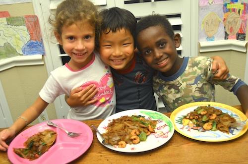 Kids Thai Food- Kid World Citizen