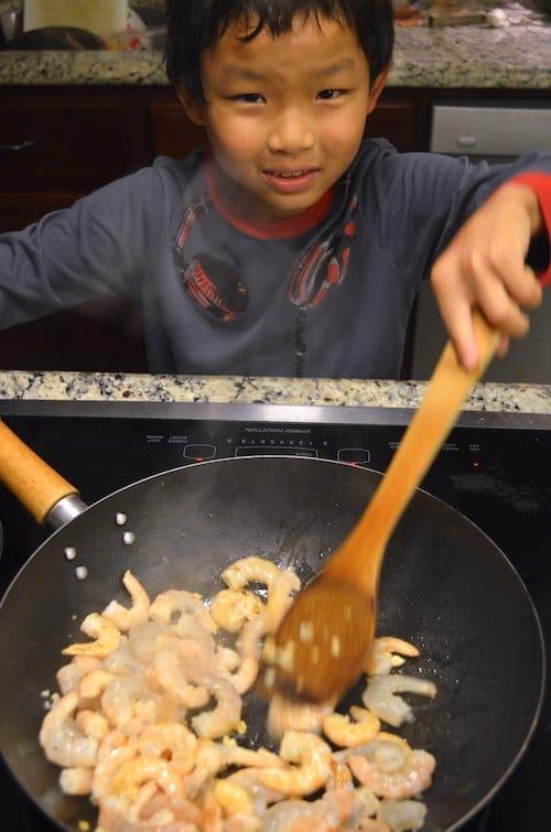 Thai Pad See Ew Kids- Kid World Citizen