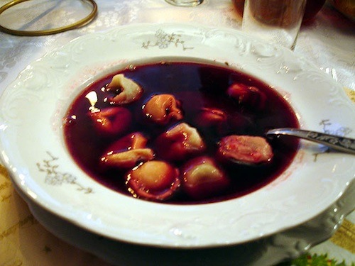 Polish Borscht Uszka aasica- Kid World Citizen