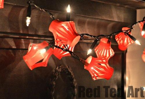 Fairy Lights Lanterns- Kid World Citizen