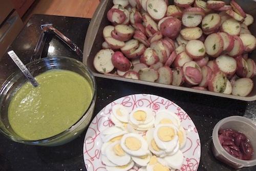 Peruvian Recipes Potatoes- Kid World Citizen