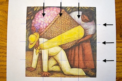 Diego Rivera Mural Project- Kid World Citizen