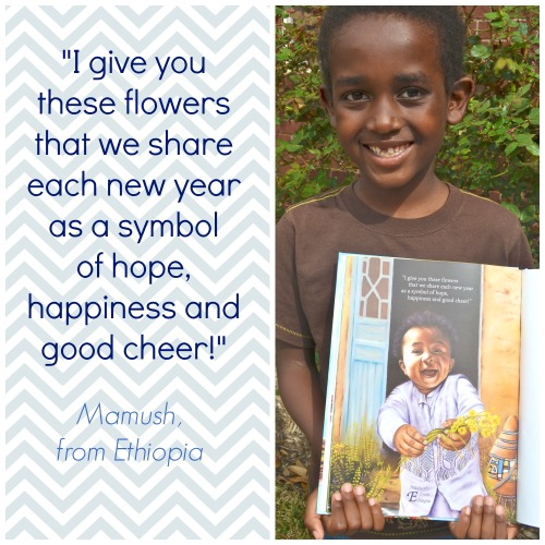 Personalized Multicultural Book for Kids- Kid World Citizen