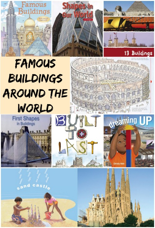 World Architecture For Kids Resources To Learn About Famous Structures