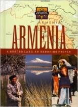 Armenian culture book cover- Kid World Citizen