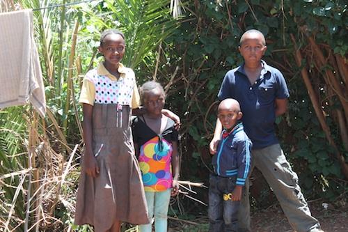 Kids in Kenya- Kid World Citizen