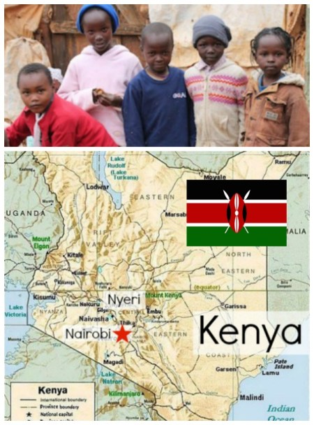 Learn about Kenya- Kid World Citizen