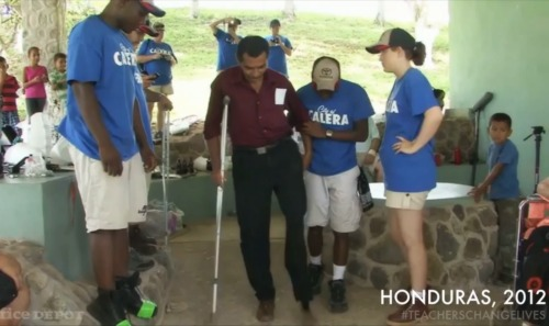 Teachers Change Lives Honduras- Kid World Citizen