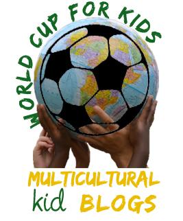 World Cup Button- Kid World Citizen