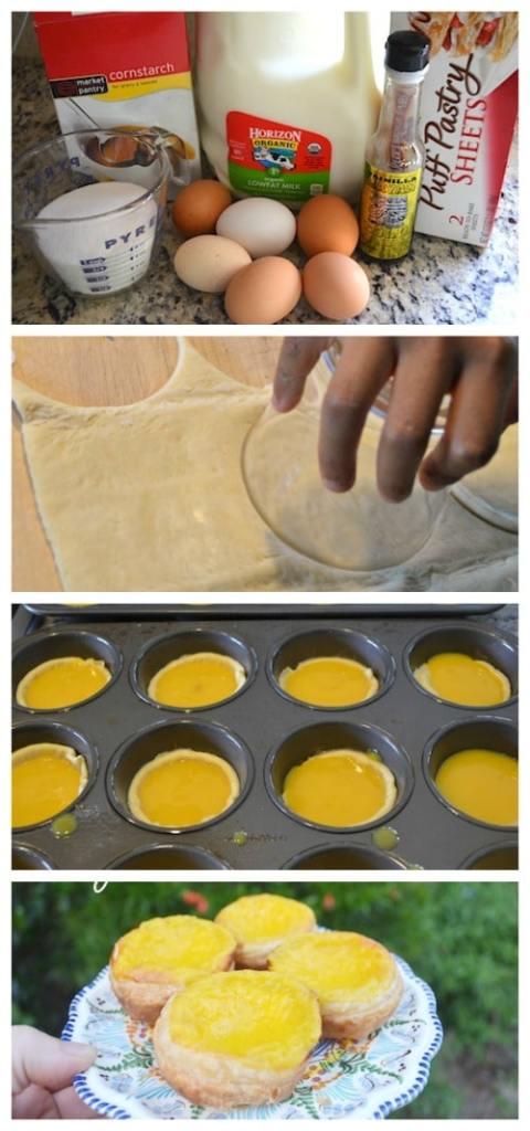Pasteis de Nata Recipe Kids- Kid World Citizen