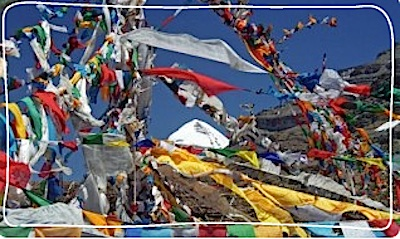 Tibetan Prayer Flags for Kids- Kid World Citizen