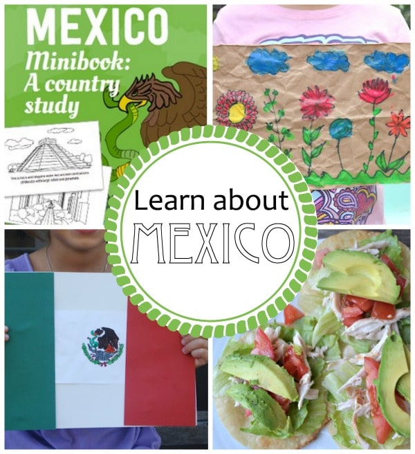 Learn about Mexico Profile- Kid World Citizen