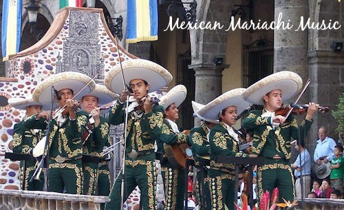 Guadalajara mariachis- Kid World Citizen