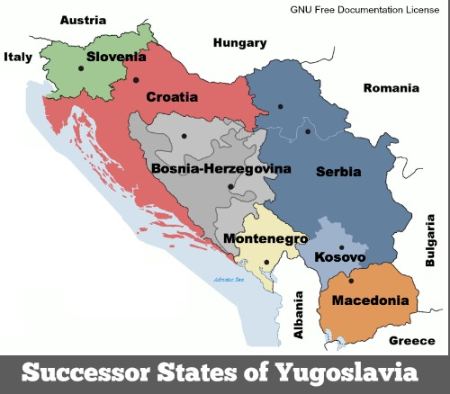 Former Yugoslavia 2008- Kid World Citizen