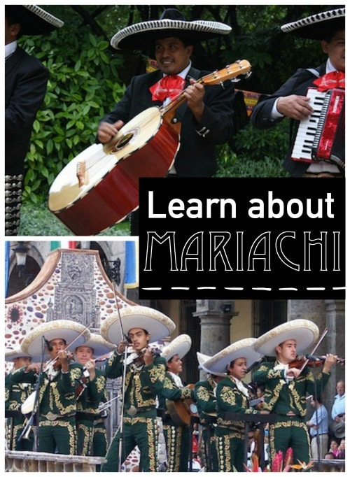 Learn about Mariachi Music- Kid World Citizen