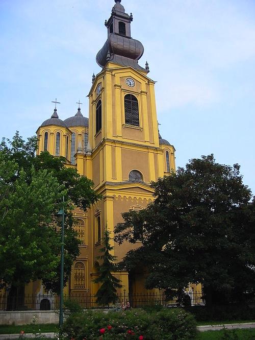 Sarajevo Orthodox Church- Kid World Citizen
