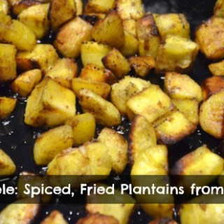 Kelewele Recipe: Fried Plantains from Ghana