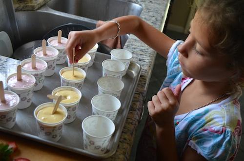 Mexican Popsicles Recipe- Kid World Citizen