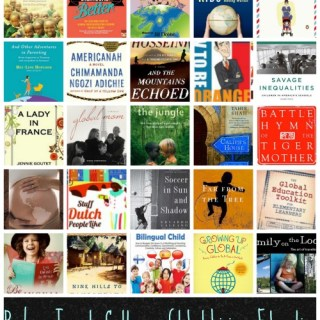 Summer Reading Books on Travel Cultures Global Living Education- Kid World Citizen