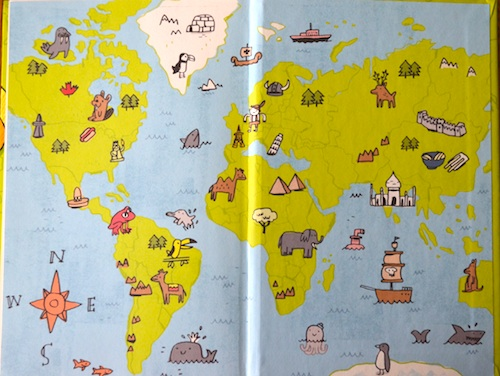 Maps and Geography Junior Genius Guides- Kid World Citizen