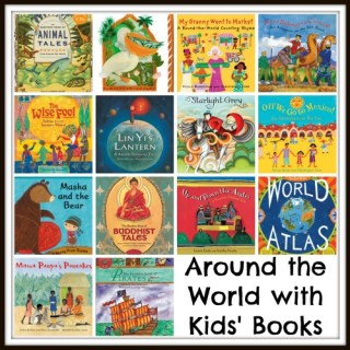 Around the World with Barefoot Books! {Giveaway!}