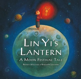 Lin Yi Lantern Barefoot Books- Kid World Citizen