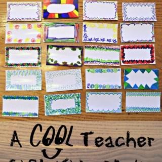 Teacher Gifts Kids- Kid World Citizen