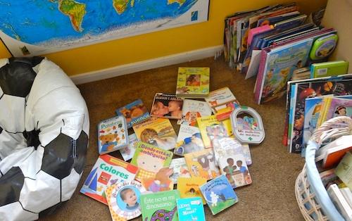 Spanish Board Books for Kids- Kid World Citizen