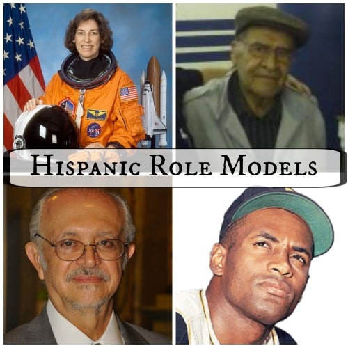 Famous Latinos Hispanic Role Models - Kid World Citizen