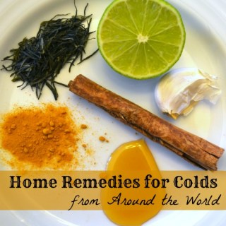 Home Remedies for Colds from Around the World