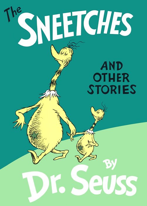 Sneetches- Anti-Racism Lesson- Kid World CItizen