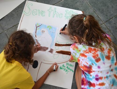 Endangered Species Project Kids- Kid World Citizen
