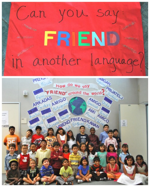 Multicultural Bulletin Board Ideas- Kid World Citizen