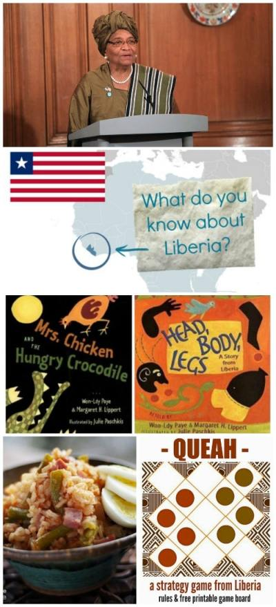 Learn about Liberia Kids Multicultural Lessons- Kid World Citizen