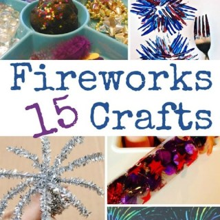 Fireworks Crafts Guy Fawke- Kid World Citizen